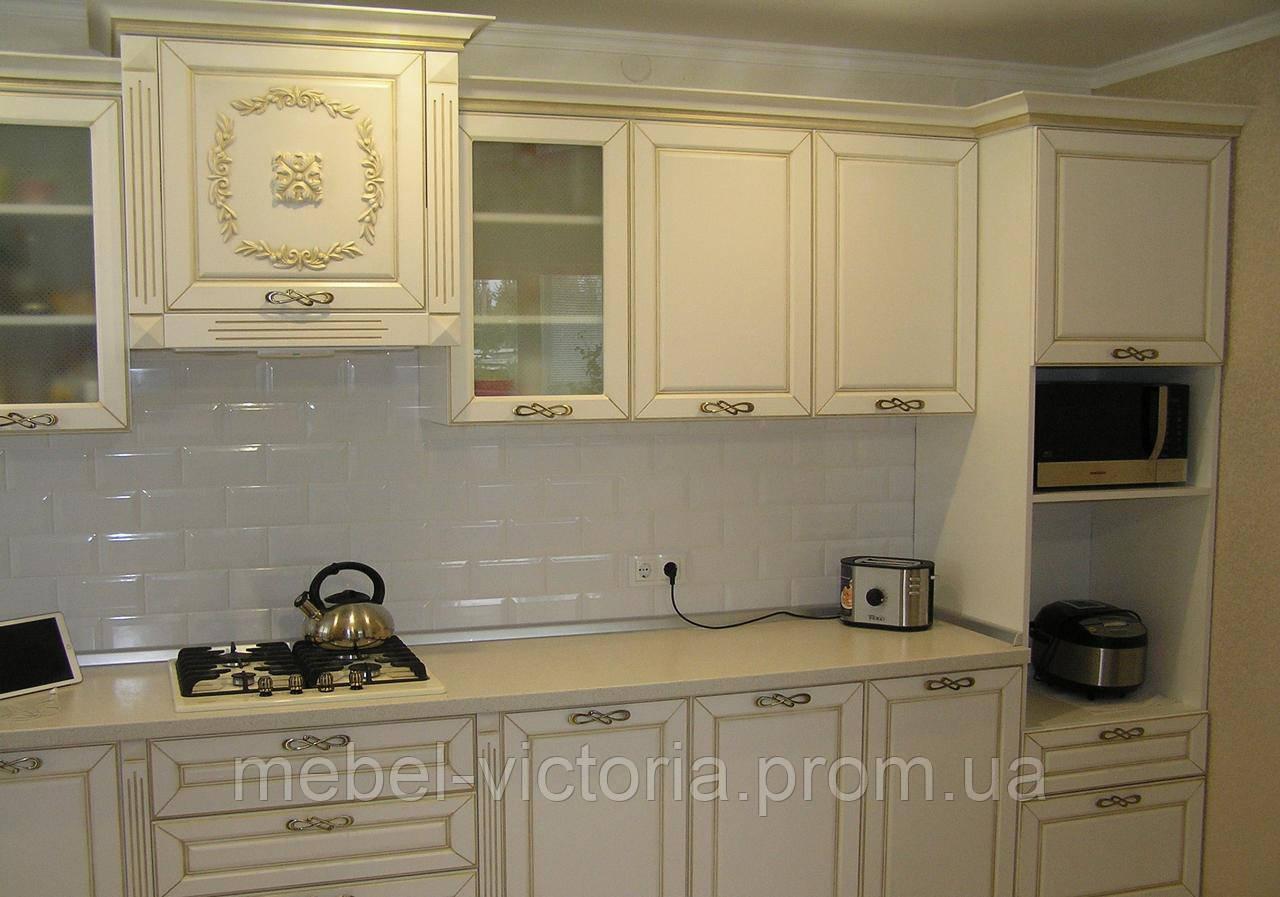 МДФ фасады в кухне