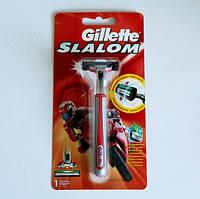 Станок для бритья Gillette Slalom Red