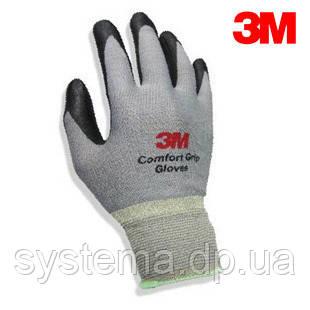Захисні рукавички для комфортної роботи, багаторазового використання, розмір XL - ЗМ COMFORT GRIP GLOVE, фото 2