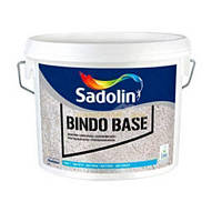 Краска Sadolin BINDO BASE - водорастворимая грунт- краска, белый BW, 10 л.