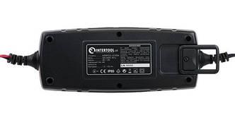 Автомобильное зарядное устройство 6В/12В 4A 230B Intertool AT-3024, фото 2