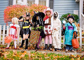 Детские костюмы на Хэллоуин