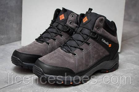 c2272b45bb97 Топ продаж Зимние серые мужские кроссовки ботинки Columbia Liftop II Therma