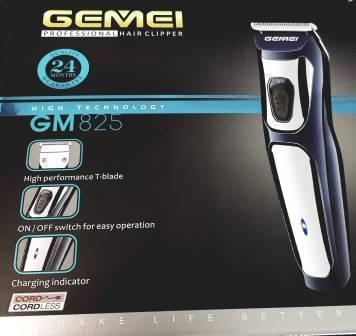 Машинка для стрижки Gemei GM 825