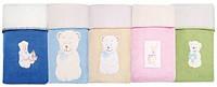 Одеяло - плед  двухстороннее  с вышивкой  для детей  Womar 100 х 150 см 60*40
