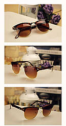 Солнцезащитные очки в стиле ретро