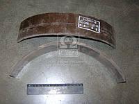 Накладка гальмівна ГАЗ 51,52,53 передня довга (вир-во Уралаті), фото 1