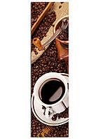 Фотокартина на холсте Кофе, 50*180 см