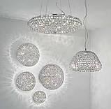 Светильник потолочный Ideal Lux King PL9 cromo 73255, фото 2