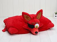 Подушечка - игрушка Фокси Аниматроники 5 ночей с Фредди 44*35 см. FNAF, фото 1