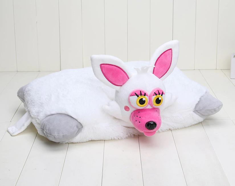 Подушечка - игрушка Мангл Аниматроники 5 ночей с Фредди 44*35 см. FNAF
