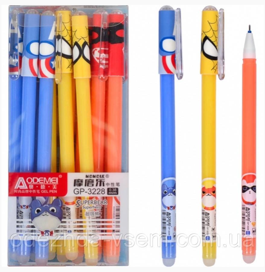 Ручка «пишет-стирает» Человек Паук