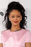Сережки пуссети в стилі Miss Dior. Сині., фото 3