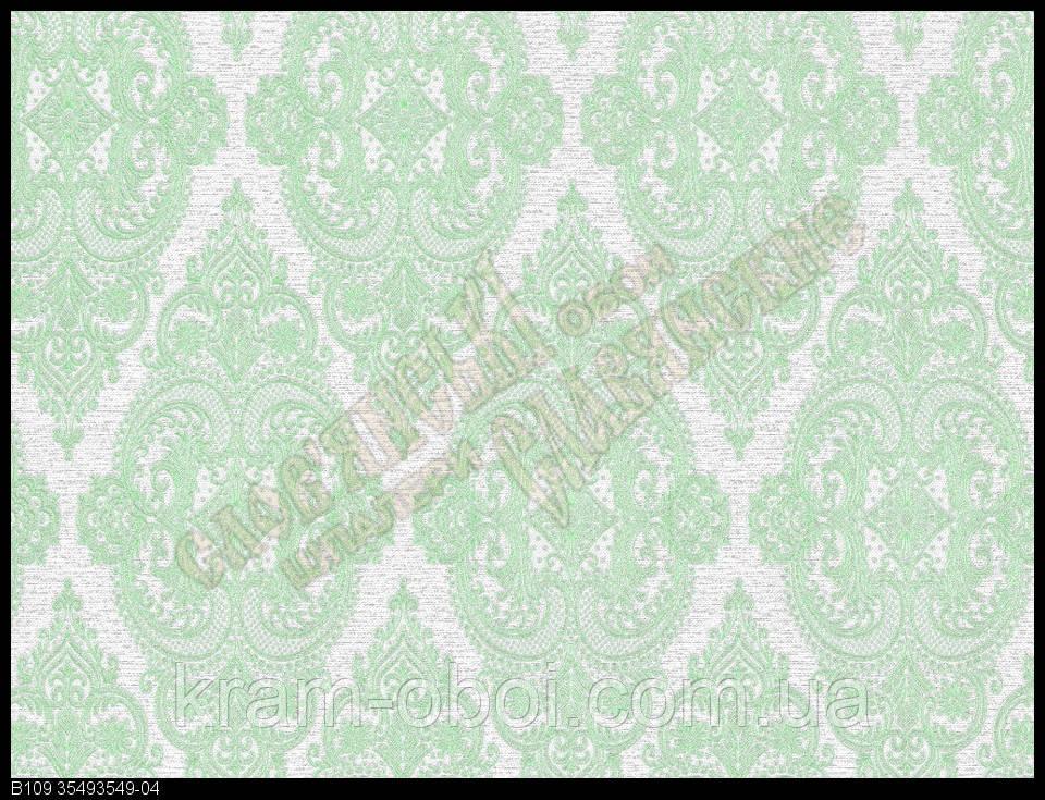 Обои Славянские Обои КФТБ виниловые на флизелиновой основе 10м*1,06 9В109 Катар 3549-04