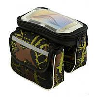 Мини-багажник для велосипеда  Traum арт. 7019-25