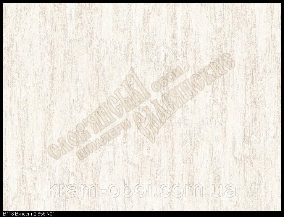 Обои Славянские Обои КФТБ виниловые горячего тиснения 10м*1,06 9В118 Винсент 2 8567-01