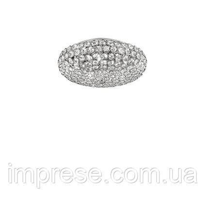 Светильник потолочный Ideal Lux King PL5 cromo 75419