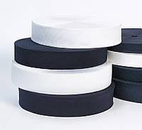 Резинка бельевая 30 мм, белая ( 50 м )
