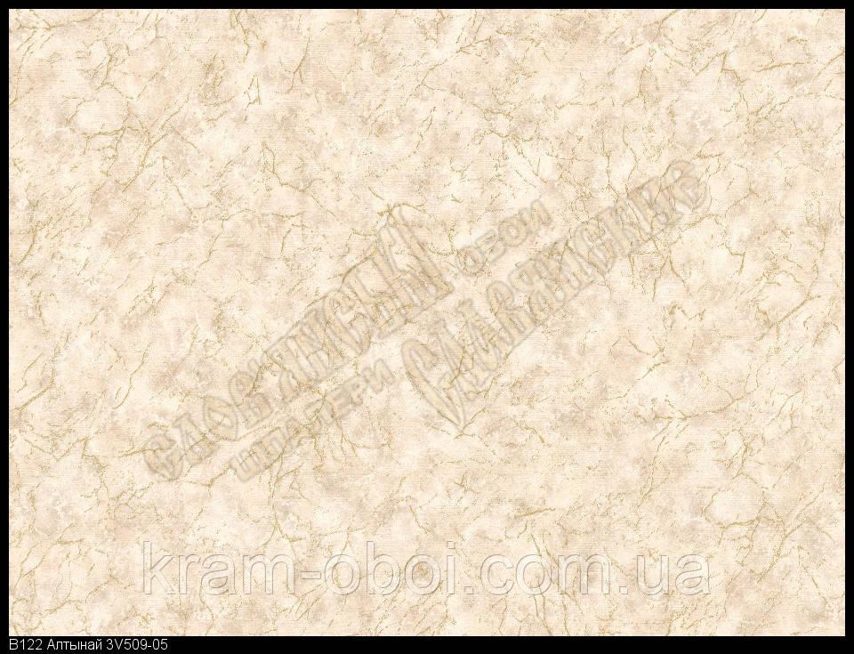 Обои Славянские Обои КФТБ виниловые горячего тиснения 10м*1,06 9В122 Алтынай 3 509-05