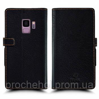Чехол книжка Stenk Wallet для Samsung Galaxy S9 Чёрный