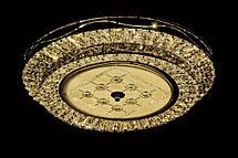 Светодиодная хрустальная люстра  L3788/500/4+2 LED (CH), фото 3