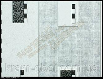Обои Славянские Обои КФТБ виниловые на бумажной основе супер мойка 10 м*0,53 9В43 Панно 2 693-10