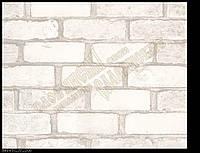 Обои Славянские Обои КФТБ виниловые на бумажной основе супер мойка 10 м*0,53 9В49 Кирпич 5522-06