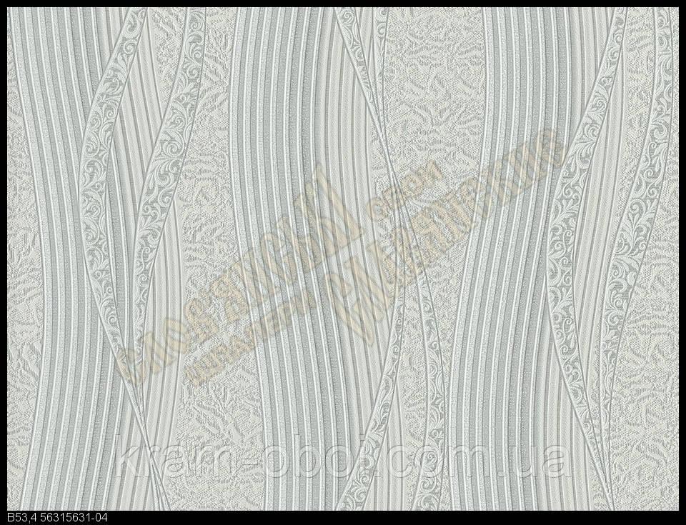 Обои Славянские Обои КФТБ виниловые на бумажной основе 10 м*0,53 9В53 Эльф 2 5631-04