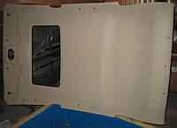 Обивка потолка салона под люк Шевролет Авео