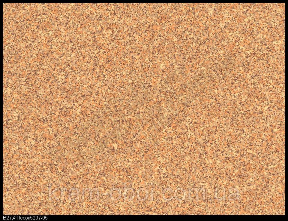 Обои Славянские Обои КФТБ простые бумажные моющиеся 10 м*0,53 9В56 Песок 5207-05