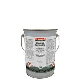 Упрочнитель бетонных полов Изомат БИ 120ПУ (уп. 18 кг) бесцветная пропитка