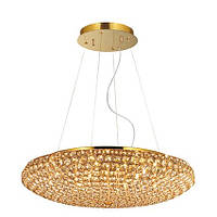 Люстра Ideal Lux King SP12 oro 88020