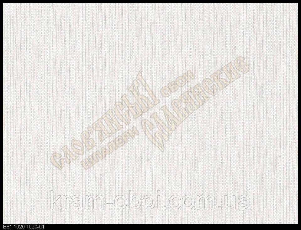 Обои Славянские Обои КФТБ виниловые на флизелиновой основе 10м*1,06 9В81 Очарование 1020-01