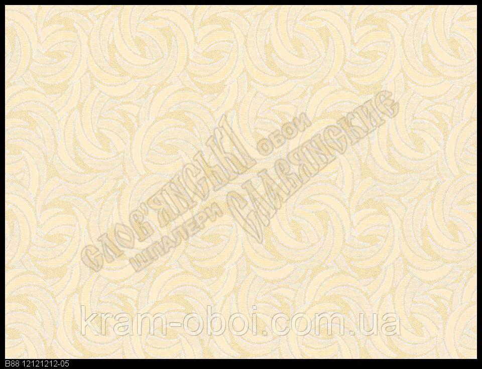 Обои Славянские Обои КФТБ виниловые на флизелиновой основе 10м*1,06 9В88 Виртуоз 1212-05