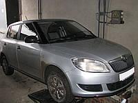 Защита двигателя и КПП Skoda Fabia (2007--) механика 1.4, 1.6