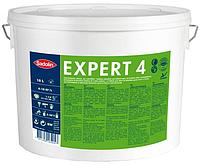 Краска Sadolin EXPERT 4 - краска для внутренних работ, белый BС, 9,3 л.