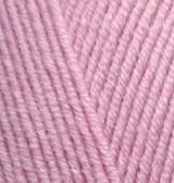 Пряжа для вязания Лана голд 98 розовый