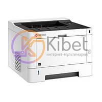 Принтер лазерный ч/б A4 Kyocera Ecosys P2235dn (1102RV3NL0), White/Grey, 1200x1200 dpi, дуплекс, до 35 стр./мин., печать с USB, CardReader, Lan / USB