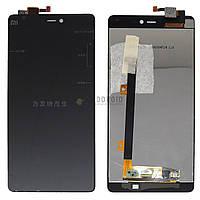 Дисплей для Xiaomi Mi4 + touchscreen, черный