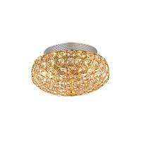 Светильник потолочный Ideal Lux King PL3 oro 75402