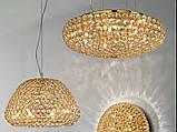 Светильник потолочный Ideal Lux King PL3 oro 75402, фото 2