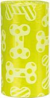 23473 Trixie Одноразовые пакеты с запахом лимона для уборки за собаками, 4x20шт
