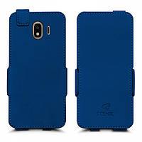 Чехол флип Stenk Prime для Samsung Galaxy J4 (2018) Синий