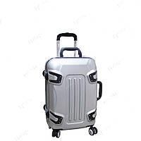 f90328419883 Стильный пластиковый чемодан на колесах ручная кладь, маленький SM51018219