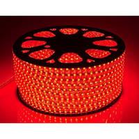 Светодиодная лента SMD 3528, Premium 60 диодов красный, фото 1