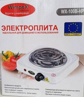 Электроплита спиральная WIMPEX , фото 2