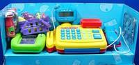 Кассовый аппарат 7018 Мой магазин с продуктами