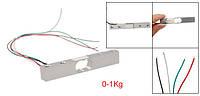 Тензометрический датчик на 1 кг Тензодатчик для весов, фото 1