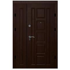 Двери металлические входные APECS 1200 Premier (левые) орех