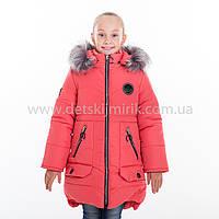 "Зимняя куртка для девочки "" Анна"", Зима 2019 года, фото 1"